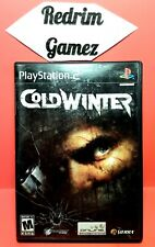 Cold Winter PS2 Video Games