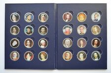 The Great British Kings and Queens 24 Coin/Medal Collection