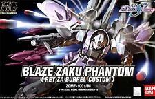 BANDAI HG 1/144 GUNDAM SEED Blaze Zaku Phantom (Rey Za Burrel Custom) 341471