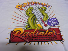 Performance Radiator Logo Employee Uniform T-Shirt Size 2XL Full Color Print NEW