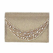 Minicastle Evening Bags Clutch Bag For Wedding And Party Women Crystal