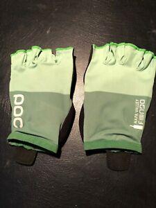 Reg $50 L:G-Green//Black POC EF Pro Replica Cycling Gloves