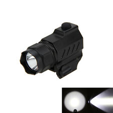 2000Lm R5 LED Tactical Flashlight Torch Hunting light 20mm Mount Rifle Shotgun