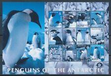 Echte Briefmarken aus Australien, Ozeanien & der Antarktis mit Pinguin-Motiv