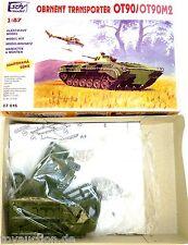 Pz Kfz OT90 OT90M2 Corazzato difesa 71572 SDV model 87016 Kit 1:87 LD2 å