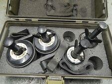 """Thermotools Co Ep240 Bending Plug Kit Bending Plugs 3"""" and 4"""""""