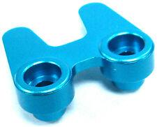 RC Coche Salto Up Alloy Caja Trasera de actualización de refuerzo se ajusta TAMIYA TT-01 TT01 Reino Unido Azul