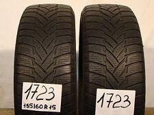 2 x Winterreifen Dunlop SP Winter Sport M3 185/60 R15, 88T ,XL,M+S.