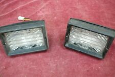 EX FORCES ARBETSBELYSNING SWEDEN VINTAGE VEHICLE SPOTLIGHTS HAGGLUND ETC