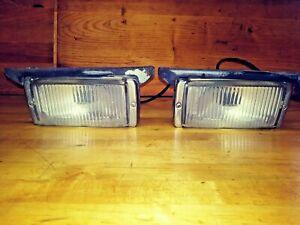 MERCEDES W107 R107 BOSCH FRON FOG LIGHT 560SL 380SL 450SL 380SL 280SL 500SL SLC