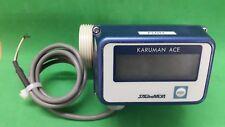 New listing Saginomiya Qlk-2022Pf201S Karuman Ace Flow Meter, Used