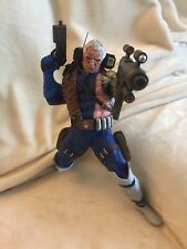 CABLE Marvel X-MEN Superhero Horizon Model Kit *Professionally Painted*