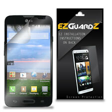 2X EZguardz LCD Screen Protector Cover HD 2X For LG Ultimate 2 (Ultra Clear)