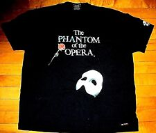 * PHANTOM OF THE OPERA Musical * NEW Vintage 80s T Shirt L Roots Canada Logo