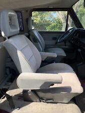 Volkswagen Vanagon front seats with armrests. Good Used Condition.