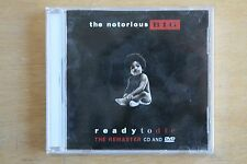 Notorious B.I.G.  ‎– Ready To Die (The Remaster CD And DVD)     (C358)