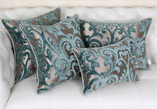 45×60 Flocking Pillow Luxury/Plaid/Elegant/Flower/Home/Sofa/Car Cushion /Pillows