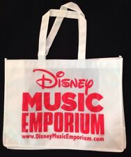 Wondercon Disney Music Emporium Reusable Shopping Tote Bag New