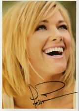 Autogramm - Helene Fischer