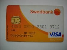 Lithuanian banks credit and debit cards for Collectors
