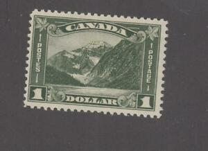CANADA # 177 VF-MLH $1 EDITH CAVEL CAT VALUE $300 (CAVEY8)