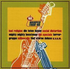 Vans Warped Tour'98 Bad Religion, i morti Pantaloni, 5 stelle... Deluxe