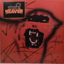 "Heaven -  Where Angels Fear to Tread - 12""  LP (Z239)"