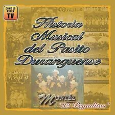 Historia Musical del Pasito Duranguense -Various ARTISTS NEW SEALED CD
