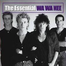 WA WA NEE The Essential CD BRAND NEW Best Of Greatest Hits 80's Aussie Pop