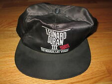 SUGAR RAY LEONARD vs ROBERTO DURAN III The Mirage, Las Vegas (Adjustable) Cap