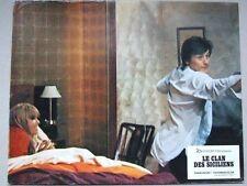 ALAIN DELON LOBBY CARD LE CLAN DES SICILIENS