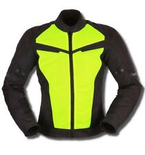 Chaqueta Modeka X-Vent Fluor talla M, chaqueta de verano
