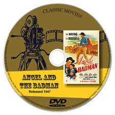 Angel and the Badman 1947 - John Wayne, Gail Russell - Romance, Western DVD