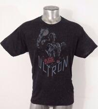 Avengers Age of Ultron men's t-shirt charcoal gray M new