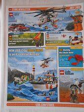 LEGO newsletter negozio 7/13