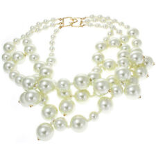 Kenneth Jay Lane Pearl Costume Necklaces & Pendants