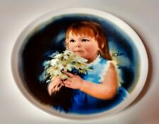 Zolans Children Collector Plate, 4th Issue Titled For You, Donald Zolan