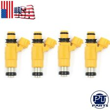 4pcs New set of Fuel Injector 63P-13761-00-00 for Yamaha F150 year 2004 to 2013