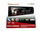 Pioneer MVH-290DAB Autoradio mit Radio DAB / DAB+ MP3 USB RDS AUX
