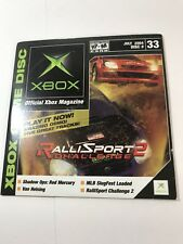 Official Xbox Magazine Demo Disc 33 Ralli Sport 2 Challenge (Xbox, 2004)