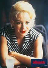 Delinquents ORIGINAL Aushangfoto Kylie Minogue SUPER