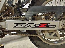 DRZ 400sm Swingarm decals stickers Red Fits Suzuki DRZ400 DRZ400SM