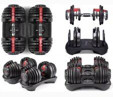Bowflex SelectTech 552 Adjustable Dumbbells (Pair) Brand New! 100% AUTHENTIC