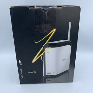 Samsung Sprint SPDSC26UCS Airave Cell Phone Signal Booster New Open Box