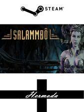 Salammbô: battle for carthage clé steam-pour pc windows (même jour expédition)