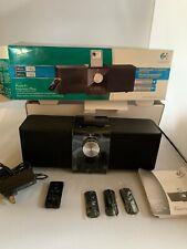 Logitech Pure-fi Express Plus Iphone/ipod Speaker Dock S-00067