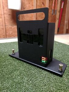 Skytrak Golf Launch Monitor METAL Protective Case w/ Leveling Feet OVER 500 SOLD