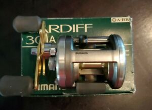Shimano Cardiff 301A Left Hand Reel