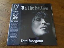 NICO & The Faction Fata Morgana 2 LP RSD 2017 2000 ONLY! MINT VELVET UNDERGROUND