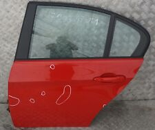 BMW 3 Serie 1 E90 E90N Porta Posteriore SX N/S Japanrot Japan Rot Rosso - 438